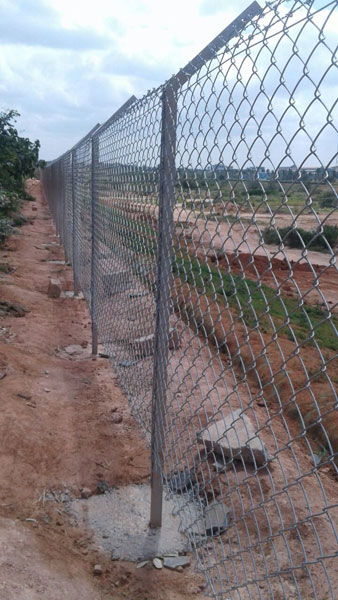 Chain Link Fencing | Garden Fencing | Wholesale Chain Link Fence