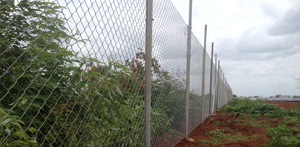 Chain Link Fencing Photos